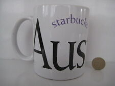 STARBUCKS COFFEE COMPANY AUSTRALIA CITY MUG 2001 COLLECTOR SERIES JAN BELSON