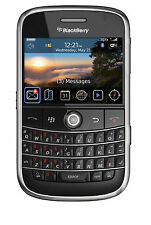 (Unlocked) AT&T BlackBerry Bold 9000 1GB Black Smartphone QWERTY Keyboard Keypad