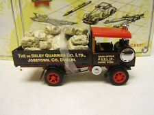 Matchbox MOY Age of Steam The De Selby Quarries 1917 Yorkshire Steam Wagon MIB