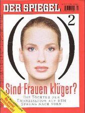 SPIEGEL 25/1999 Das Selbstbewusstsein der jungen Frauen