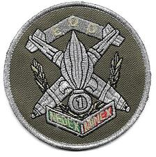 LEGION     GENIE        1°REG      EOD   NEDEX - MINEX            patch  velcros