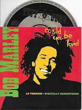 BOB MARLEY & THE WAILERS - Could you be loved CDS 2TR DUTCH CARDSLEEVE 1990 RARE
