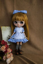 Takara Blythe Doll Outfit Nude Blythe Clothes top to fit 12'' Blythe Doll( 4pcs)