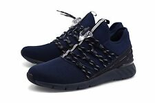 Louis Vuitton Fastlane Americas Cup Sneaker Shoes Leather Monogram Size 10.5