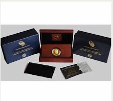 2014 w kennedy 3/4 oz gold proof coin