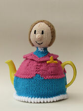 Lady Vicar Tea Cosy Knitting Pattern - knit your own
