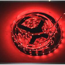 5m 3528 Red 300 LED SMD Flexible Light Strip Lamp Non Waterproof DC 12V