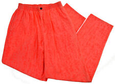 Vtg Ocean Pacific Pants Mens S M Neon Pink Retro 80s 90s OP High Waisted Hipster