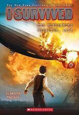 I Survived the Hindenburg Disaster, 1937 (I Survived #13)  (ExLib)