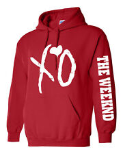 XO THE WEEKND hoodies , sweatshirts XO TILL OVERDOSE  OVOXO XO THE WEEKND