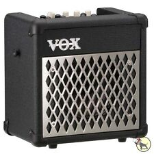 Vox MINI5 Rhythm Modeling 5-Watt Battery Powered Guitar Combo Amplifier