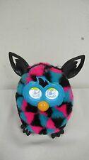 FURBY BOOM TRIANGLES BLUE PINK BLACK 2012 HASBRO