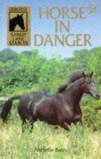 Horse in Danger (Sandy Lane Stables) Bates, Michelle Paperback