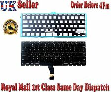 """Genuine Apple MacBook Air A1370 A1465 11"""" US Keyboard 2011- 2014 with backlight"""