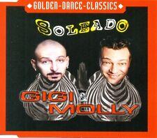 GIGI D'AGOSTINO & MOLLY - Soleado 6TR CDM 2005 EURODANCE / Golden Dance Classics
