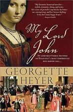 My Lord John: A tale of intrigue, honor and the rise of a king-ExLibrary