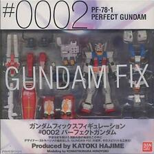 Used Bandai Gundam Fix Figuration #0002 Perfect Gundam Painted