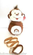 KIDS TODDLER BABY MONKEY CHIMP SAFETY tether HARNESS BUDDY LEASH BACKPACK