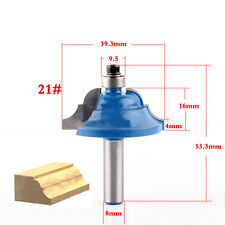 1pcs 8*5/8 LINE CUTTER TYPE tool 8mm shank wood working tools router bits