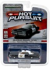 1:64 Greenlight *HOT PURSUIT R21* 1974 Dodge Monaco CALIFORNIA HIGHWAY PATROL