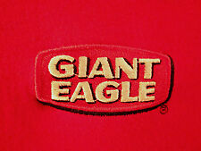 GIANT EAGLE logo XL tee grocery store T shirt supermarket Pittsburgh safety