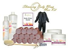 Slimming Body Wrap Max Kit