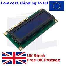 LCD Display Module Blu 1602 16x2 linee hd44780 Raspberry Pi UK Arduino