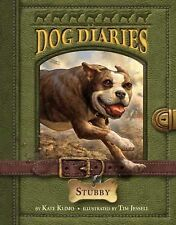 Dog Diaries: Stubby by Kate Klimo (2015, Paperback)