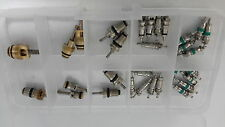 30 A/C Valve Core  Schrader Valves R12/ R134A lot of 7 kinds AC Air conditioning
