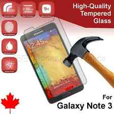 Premium Tempered Glass Screen Protector for Samsung Note 3 from Canada