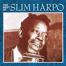 Slim Harpo - The Best Of Slim Harpo (CDCHM 410)