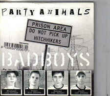 Party Animals-Bad Boys cd maxi single cardsleeve