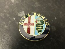 Alfa Romeo GTV Spider 916 2.0 3.0 3.2 New Alfa Rear Boot  Badge Bottom Swivel