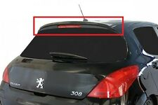 PEUGEOT 308 3 - 5 DOORS REAR ROOF SPOILER NEW