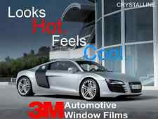 "3M™ CRYSTALLINE 90% 36"" x 48"" WINDOW TINT CLEAR FILM - FOR 2 ROLL UP WINDOWS"