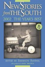 New Stories from the South 2002 : The Year's Best (2002, Paperback)