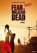 2 DVD-Box ° Fear the Walking Dead - Staffel 1 ° NEU & OVP