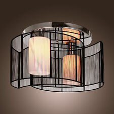 Hallway Dining Living Room Ceiling Light Lamp Chandelier Flush Mount Fixture US