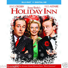 HOLIDAY INN BLU-RAY - BING CROSBY - FRED ASTAIRE - AUTHENTIC US RELEASE