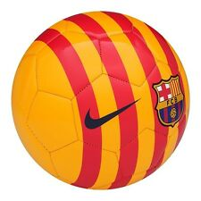 Nike FC Barcelona Spe.Edt SPP 2015 - 2016 Soccer Ball New Yellow - Red  Size 5