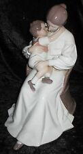 "Bing & Grondahl/Royal Copenhagen personaggio #1552 ""Mother Love"" Top 1. scelta"