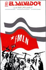 """16x20""""Decoration Poster.Room political design art.El Salvador FMLN.6540"""