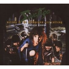 "SAVATAGE ""SIRENS+DUNGEONS ARE CALLING: THE..."" CD NEU"