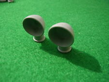 Cowl Vents. 15mmx23mm.   Model Boat Fittings.