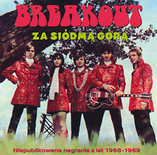 BREAKOUT Za siodma gora (unreleased studio & live recordings 68-69) (CD+DVD)