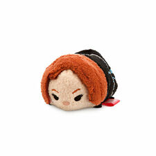BLACK WIDOW Mini S Tsum Tsum Plush Soft Toy from the Disney Store - MARVEL