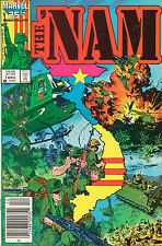 The 'Nam #1 - Vietnam The Way It Really Was - 1986 (High Grade)