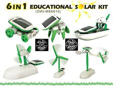 OWI OWI-MSK610 OWI 6-in-1 Educational Solar Kit NEW!!!