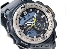 CASIO PROTREK MENS WATCH PRG-280-2 PRG-280-2DR TWIN SENSOR DIRECTION TEMPERATURE