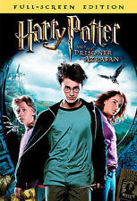 NEW Harry Potter and the Prisoner of Azkaban Full Screen Edition DVD